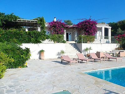 Beautiful Rustic Villa, nr Perithia / Kassiopi, North Corfu Greece for rent