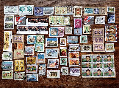 Middle East Stamps Kiloware