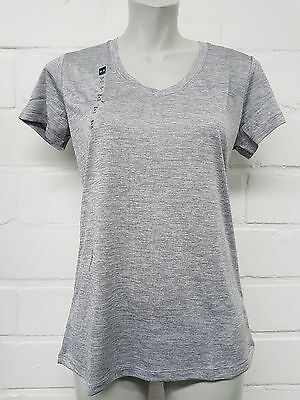 Under Armour Damen T-Shirt Tech SSV Twist (1258568-035) Grau Gr.S-XL   NEU!!!