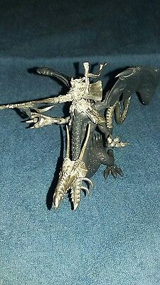 Imrik High Elf Dragonlord Elves Age Of Sigmar Army OPP Rare Model Metal Parts