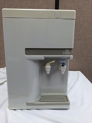 Oasis Countertop Point of Use Water Cooler Room Tp & Cold CALL 4 SHIPPING