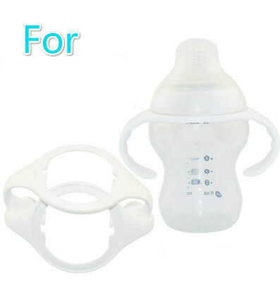 61mm Baby Cup Feeding Bottle Handles Holder Easy Grip For Tommee Tippee