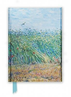 Van Gogh - Wheat Field - Lined Journal - Brand New - Hardcover 616756
