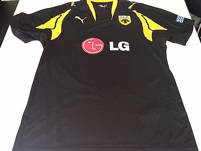 Maillot AEK Athenes Taille L Macho