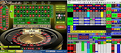 Roulette Master v.3.5 - System Software - Statistical system for win at Roulette