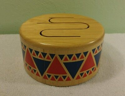 Plan Toys Solid Wood Drum Only - GUC