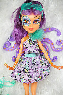Monster High Inner Monster, Monsterkrass süß, unheimlich wild