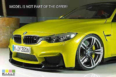 Performance Package 1/18 scale set for BMW M4