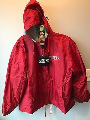 Champion Boat Jacket Red (L)