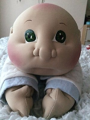 """Cabbage Patch """"Billy"""" Collectors Club Edition 2002 EXTRA PHOTOS ADDED ✨✨✨✨"""