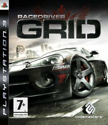PS3 / Sony Playstation 3 Spiel - Race Driver GRID (ENGLISCH) (mit OVP)