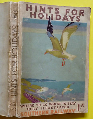 Southern Railway 1947 Hints for Holidays Guide