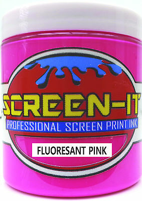 Screen Printing Ink  240ml jars, £7.20  each,  up to 6 jars, only one post cost