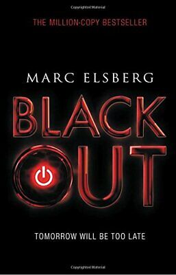 Blackout by Elsberg, Marc Book The Cheap Fast Free Post