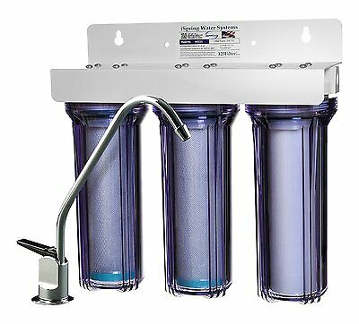 iSpring WCC31 3-Stage Undercounter Water Filter System