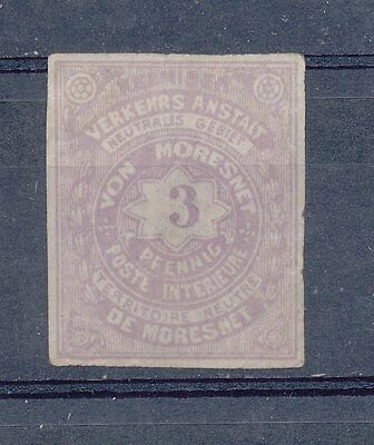 Moresnet neutral territory issue S-17657