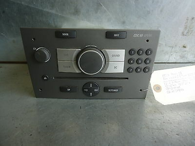 Radio CD Opel Vectra C CDC40 OPERA 65334