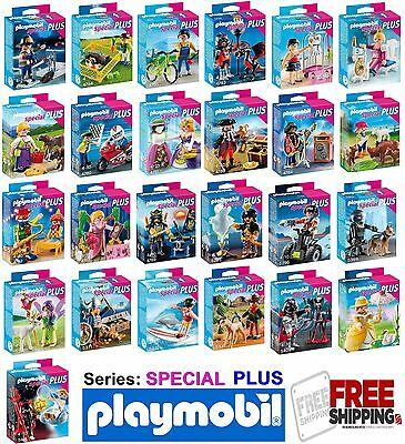 ☀️NEW  in Box PLAYMOBIL Series: Special Plus - Choose from 25 available options