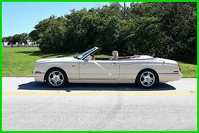 2001 Bentley Azure  2001 Bentley Azure