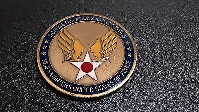 Challenge coin Us Army Sustaining the Force
