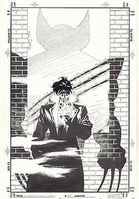 Wolverine / Gambit: Victims #1 Unpublished Cover - 1995 art by Tim Sale