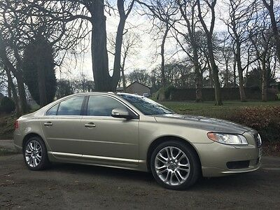 2007 Volvo S80 2.4 D5 Se Lux Geartronic - Diesel Automatic