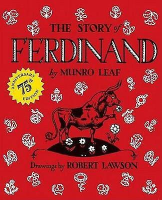 NEW The Story of Ferdinand By Munro Leaf Hardcover Free Shipping