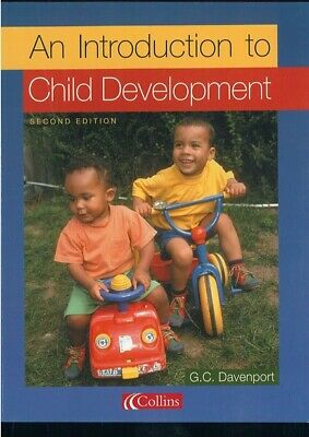 An introduction to child development by G.C. Davenport (Paperback)