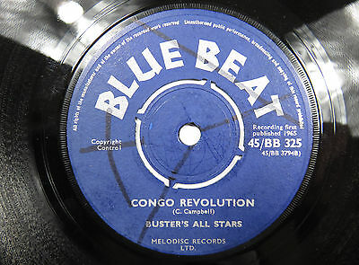 Blue Beat - Congo Revolution - Prince Buster All Stars