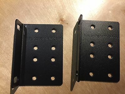 APC Vertical Mounting Brackets for APC PDU AP9566 and AP9570