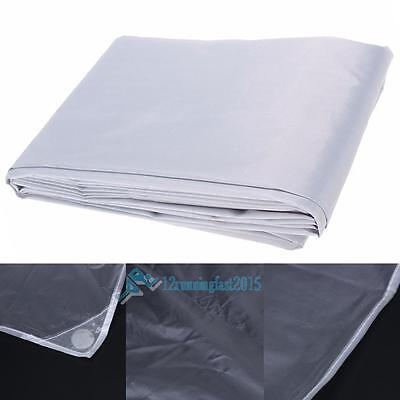 Universal 9 ft Waterproof Pool Table Billiard Cover Table Protective Cover Cloth