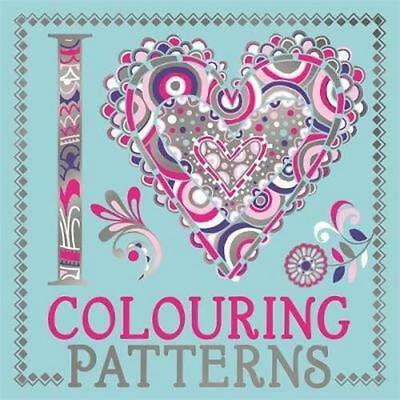 NEW I Heart Colouring By Buster Books Paperback Free Shipping