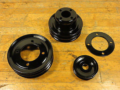 1981 - 1985 Mazda RX-7 12A Engine Pulley Set