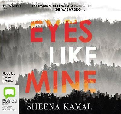 NEW Eyes Like Mine By  Sheena Kamal  Audio CD Free Shipping