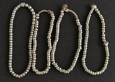 Vintage African beads jewelry supply spacer beads ethnic adornment