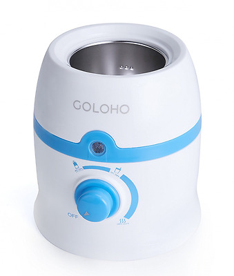 Baby Bottle Warmer with Stainless Steel Warming Chamber