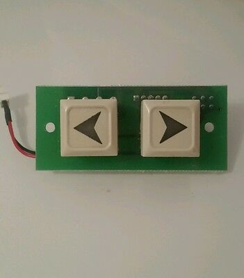 Arm PCB up down control buttons Stannah starlift 240/250/260 spare part