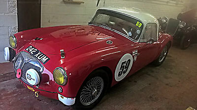 1959 MGA Coupe Race Car Restored/Upgraded mechanically.