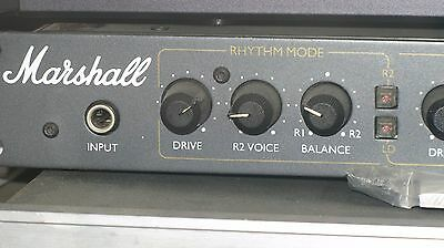 Valve preamp by Marshall