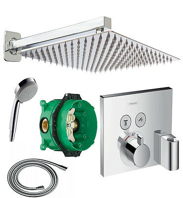 HANSGROHE Hans Grohe Select Thermostat, 300mm Kopfbrause ,ShowerSelect ibox A3-Q