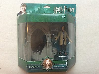 Popco Harry Potter And Ootp Sirius Black Deluxe Action Figure Boxed Bnib