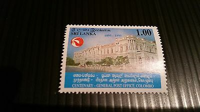 Sri Lanka 1995 Sg 1305 Cent Of General Post Office  Mnh