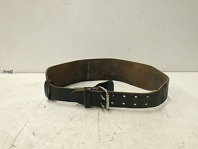 Kidney Belt- Weight Lifting Belt Leather