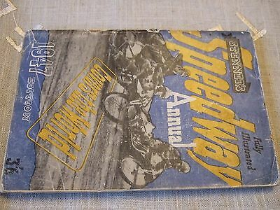 Stenners Speedway Annual 1947 Edition.