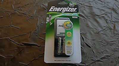 Energizer Mini Chargeur Piles Aaa (Lr03) Et Aa (Lr06)  Neuf, Emballé