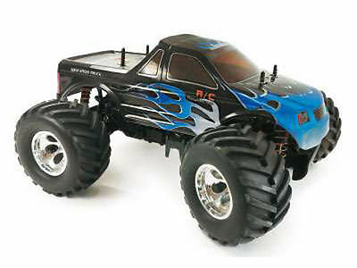 RC Monstertruck Bonzer 2008G, 4WD M 1:10 / RTR / 2,4 GHz