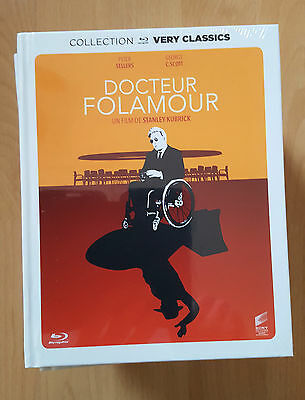 DOCTEUR FOLAMOUR / Collection Blu-Ray Very Classics / NEUF SOUS BLISTER