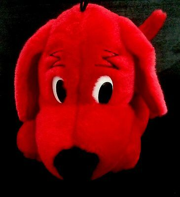 Clifford The Big Red Dog 2004 CBeebies Barks Whines Wags Tail & Moves Head B4