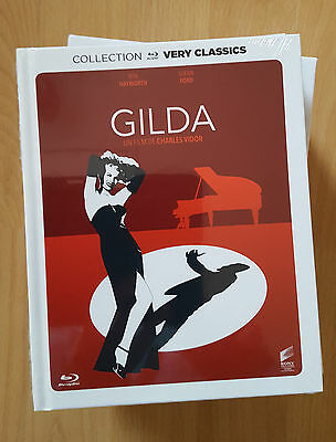 GILDA / Collection Blu-Ray Very Classics / NEUF SOUS BLISTER