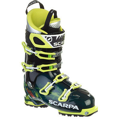 Scarpa Freedom Sl Mens' Ski Boot For At Or Alpine Skis Size 28, 29 And 29.5
